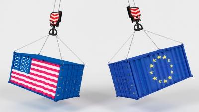 ΗΠΑ: Υπό αναθεώρηση η δασμολογική πολιτική έναντι της Ευρωπαϊκής Ένωσης