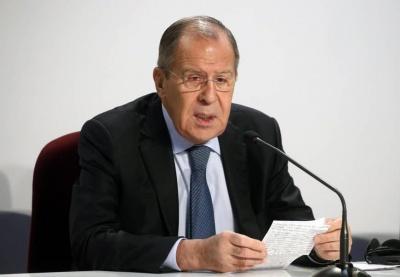 Στην Ουάσιγκτον ο Ρώσος υπ. Εξωτερικών, Sergei Lavrov (10/12) - Η Μόσχα προσδοκά επαφή με Trump
