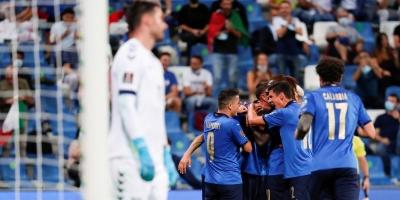 Προκριματικά Παγκοσμίου Κυπέλλου, 3ος όμιλος: Θρίαμβος με ρεκόρ για την Ιταλία – Έμειναν στο «μηδέν» Β. Ιρλανδία και Ελβετία (video)