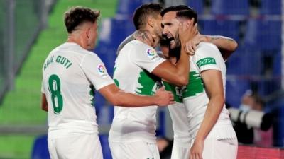 Χετάφε – Έλτσε 0-1: Πρώτη νίκη για τους φιλοξενούμενους με… «χρυσό» ντεμπούτο Λούκας Πέρεθ (video)