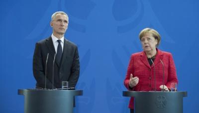 Merkel: Η Γερμανία θα αυξήσει τις αμυντικές της δαπάνες στο 1,5% του ΑΕΠ έως το 2024