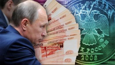 Ρωσία: Έκρηξη δαπανών 1 τρισ. ρουβλίων ετοιμάζει ο Putin για να δώσει ώθηση στην οικονομία