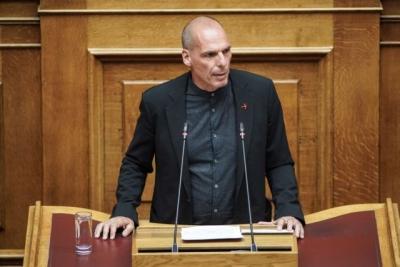 Βαρουφάκης για νέο ESM: Ένα ακόμα βήμα στην καταλήστευση των Ευρωπαίων από τους τραπεζίτες