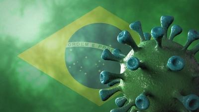Νέο ρεκόρ θανάτων λόγω covid στη Βραζιλία, ρεκόρ κρουσμάτων στην Αργεντινή
