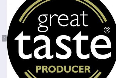 Διάκριση ως Great Taste Producer της  E - LA - WON