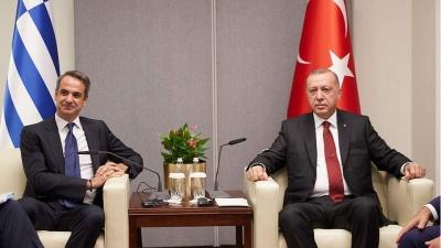Ο Erdogan προαναγγέλλει συνάντηση με Μητσοτάκη - Οι εξελίξεις είναι προς αυτή την κατεύθυνση
