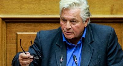 Παπαχριστόπουλος: Θα είμαι υποψήφιος με το ΣΥΡΙΖΑ στις επόμενες εκλογές - Θέλω να βοηθήσω αυτή την κυβέρνηση