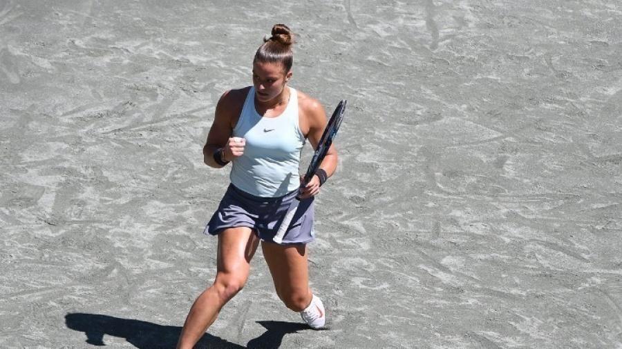 Τένις: Η Σάκκαρη κατέκτησε στο Μαρόκο τον πρώτο τίτλο της καριέρας της