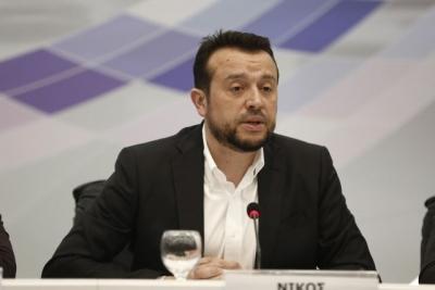 Παππάς (ΣΥΡΙΖΑ): Μετά από δύο χρόνια απραξίας η κυβέρνηση πρόσθεσε στον ΒΟΑΚ, μόνο διόδια και καθυστέρηση