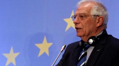 Borrell (ΕΕ): Ετοιμάζουμε νέες κυρώσεις κατά Lukashenko και Λευκορωσίας
