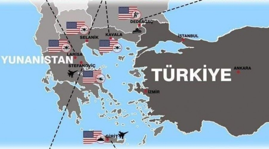 Dogu Akdeniz Politik: Οι ΗΠΑ θέλουν να ελέγξουν την Μαύρη Θάλασσα μέσω της Αλεξανδρούπολης – Η Ελλάδα είναι απειλή για την Τουρκία
