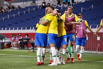 Ποδόσφαιρο Ανδρών, Μεξικό - Βραζιλία 0-0 (πεν. 1-4): Η «Σελεσάο» στον τελικό για το δεύτερο συνεχόμενο χρυσό μετάλλιο!
