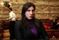 Κωνσταντοπούλου κατά Τσίπρα: Υπάρχουν υπεύθυνοι διάλυσης του ΣΥΡΙΖΑ - Κυβέρνησαν χωρίς την κοινωνία