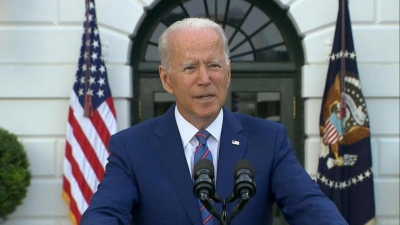 Biden: Έχουμε πάρει το πάνω χέρι έναντι του κορωνοϊού – Αλλά δεν τον έχουμε νικήσει ακόμα