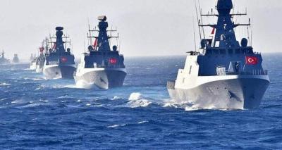 Η Τουρκία απειλεί Ελλάδα και Κύπρο: Θα επέμβουμε στο πεδίο, παραβιάζετε την υφαλοκρηπίδα μας