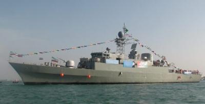 Το «αόρατο» αντιτορπιλικό καθέλκυσε το πολεμικό ναυτικό του Ιράν