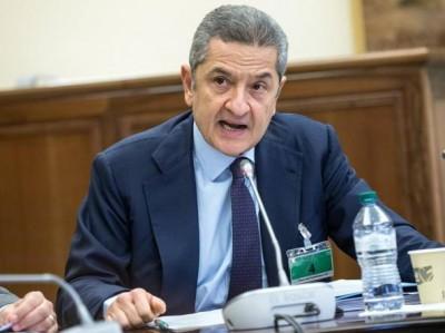 Panetta (ΕΚΤ): Θα κάνουμε οτιδήποτε χρειαστεί, για να ενισχύσουμε την ευρωπαϊκή οικονομία