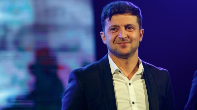 Εκλογές στην Ουκρανία - Φαβορί ο κωμικός ηθοποιός Zelensky