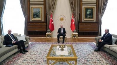 Μιχαλολιάκος: Η  Νέα Δημοκρατία και ο Μητσοτάκης φέρνουν τις Πρέσπες του Αιγαίου