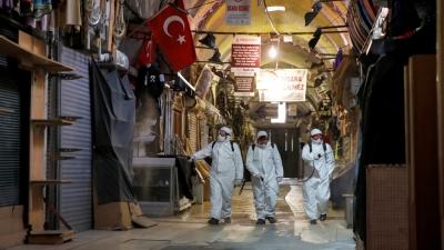 Τουρκία: Σε υψηλό έτους, κοντά στις 30.000, τα νέα κρούσματα του κορωνοϊού (24/3)