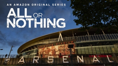 Amazon: Κέρδη άνω των 11 εκατ. ευρώ θα αποφέρει το ντοκιμαντέρ της Άρσεναλ