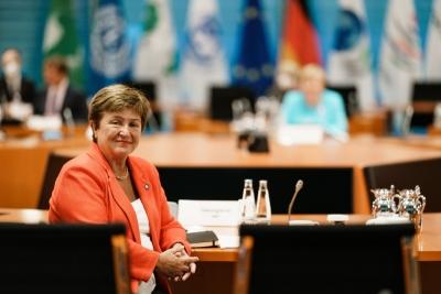 ΔΝΤ: Πώς η Georgieva διασώθηκε (;) από το σκάνδαλο με την Κίνα – Η ανάδειξη της Βουλγάρας οικονομολόγου στο θώκο του διεθνούς οργανισμού