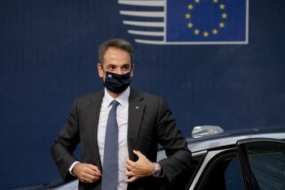 Μήνυμα Μητσοτάκη προς Ευρωπαίους ηγέτες: Να τηρηθούν τα συμφωνημένα για την Τουρκία