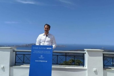 Θεοχάρης: Επανεκκινούμε το ελληνικό καλοκαίρι, τον τουρισμό – Aπό τις πιο ασφαλείς χώρες στον κόσμο η Ελλάδα