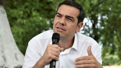 Τσίπρας: Η Ελλάδα θα είναι μία από τις χώρες που θα ξεφύγει πιο αργά από την κρίση