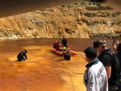 Κύπρος: Σε παιδί ανήκει το πτώμα που εντοπίστηκε σήμερα (5/5) στην Κόκκινη Λίμνη σε προχωρημένη αποσύνθεση
