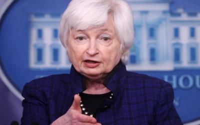 Yellen (YΠΟΙΚ ΗΠΑ): Αποκλιμάκωση του πληθωρισμού από το β'  εξάμηνο του 2022