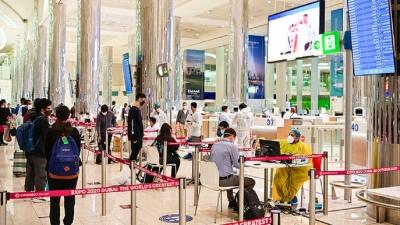 Το Ην. Βασίλειο απαγορεύει τις πτήσεις από τα Αραβικά Εμιράτα