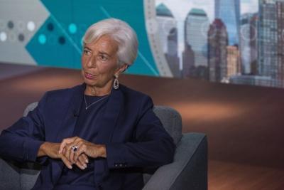 Lagarde: Δίστασα να αναλάβω τη θέση του Mario Draghi στην ΕΚΤ -  Δεν είμαι τόσο ματαιόδοξη