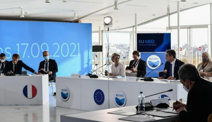 Η Διακήρυξη των Αθηνών - Tο κείμενο των ηγετών της EUMED9 για την κλιματική αλλαγή - Οι δεσμεύσεις για το περιβάλλον