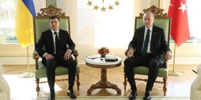 Παρέμβαση Erdogan για τον τερματισμό της έντασης στην Ουκρανία