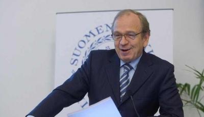 Πιθανή η υποψηφιότητα του Φινλανδού κεντρικού τραπεζίτη Erki Liikanen για την προεδρία της ΕΚΤ