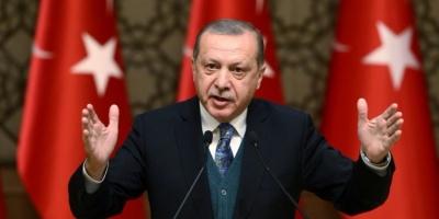 Erdogan: Υπάρχουν «γκρίζες ζώνες» στο Αιγαίο - Ενισχύουμε στρατιωτικά τη Λιβύη