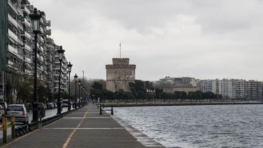 Συναγερμός στη Θεσσαλονίκη - Αυξημένο κατά 70% το ιικό φορτίο κορωνοϊού