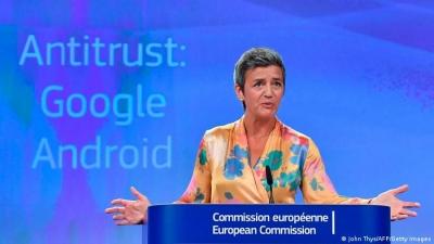 Vestager (Κομισιόν): «Παρεμβατικοί» κανόνες για τη δράση των κινεζικών επιχειρήσεων εντός της ΕΕ