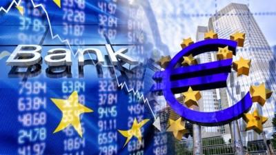 Μείωση των προβλέψεων για προβληματικά δάνεια για τον κορωνοϊό στις τράπεζες της Ευρώπης.