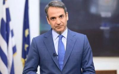 Επαφές Μητσοτάκη με ΝΑΤΟ και Βερολίνο για την τουρκική προκλητικότητα