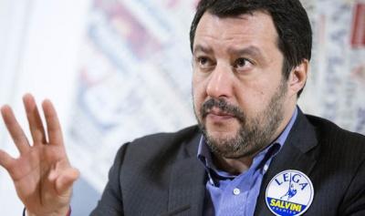 Deutsche Welle: «Όχι» από Salvini σε εθνική γιορτή απελευθέρωσης από τον φασισμό