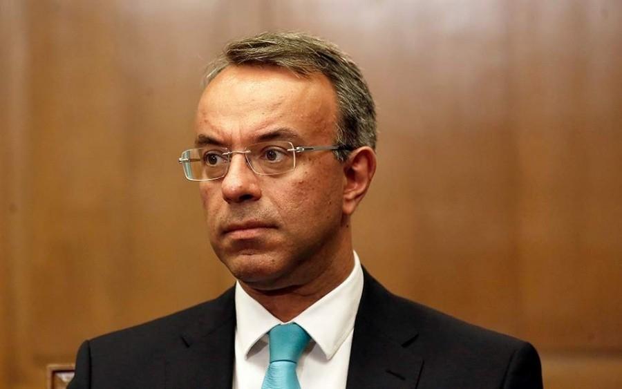Σταϊκούρας (ΥΠΟΙΚ) στον Economist: Πρόβλεψη για μέτρα στήριξης 4 δισ. ευρώ τους επόμενους μήνες