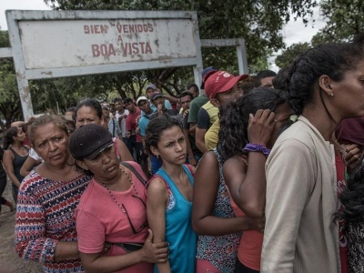 Σύνοδος για το μεταναστευτικό στη Λατινική Αμερική, χωρίς τη Βενεζουέλα