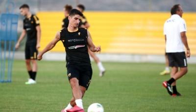 ΑΕΚ: Νοκ άουτ ο Μάνταλος, χάνει το ματς με ΟΦΗ