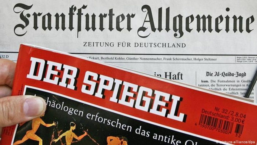 Γερμανικός Τύπος για δολοφονία Καραΐβάζ: Ταιριάζει με την δολοφονία Γκόλια