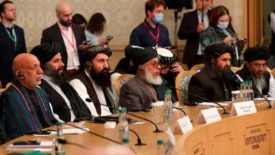 Συνάντηση μεταξύ Ταλιμπάν και αφγανικής κυβέρνησης στο Ιράν