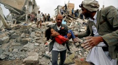 Οκτώ παιδιά σκοτώνονται ή τραυματίζονται κάθε ημέρα στην Υεμένη