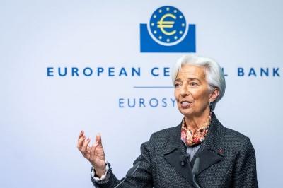 Deutsche Welle: Στη γραμμή Draghi η Lagarde - Οι 3 μεγάλες προκλήσεις για την ΕΚΤ