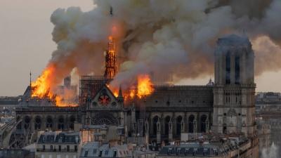 «Αμέλεια» βλέπουν οι εισαγγελικές αρχές για την πυρκαγιά στην Παναγία των Παρισίων